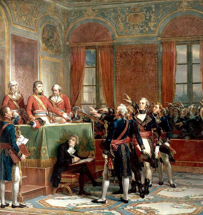 Napoleon Bonaparte i jego droga do władzy, czyli informacje, daty, objęcie tronu, kariera w wojsku