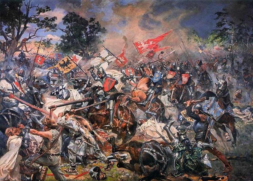 Wielka Wojna z Zakonem Krzyżackim, czyli przebieg, strony, daty, najważniejsze wydarzenia, przebieg i skutki