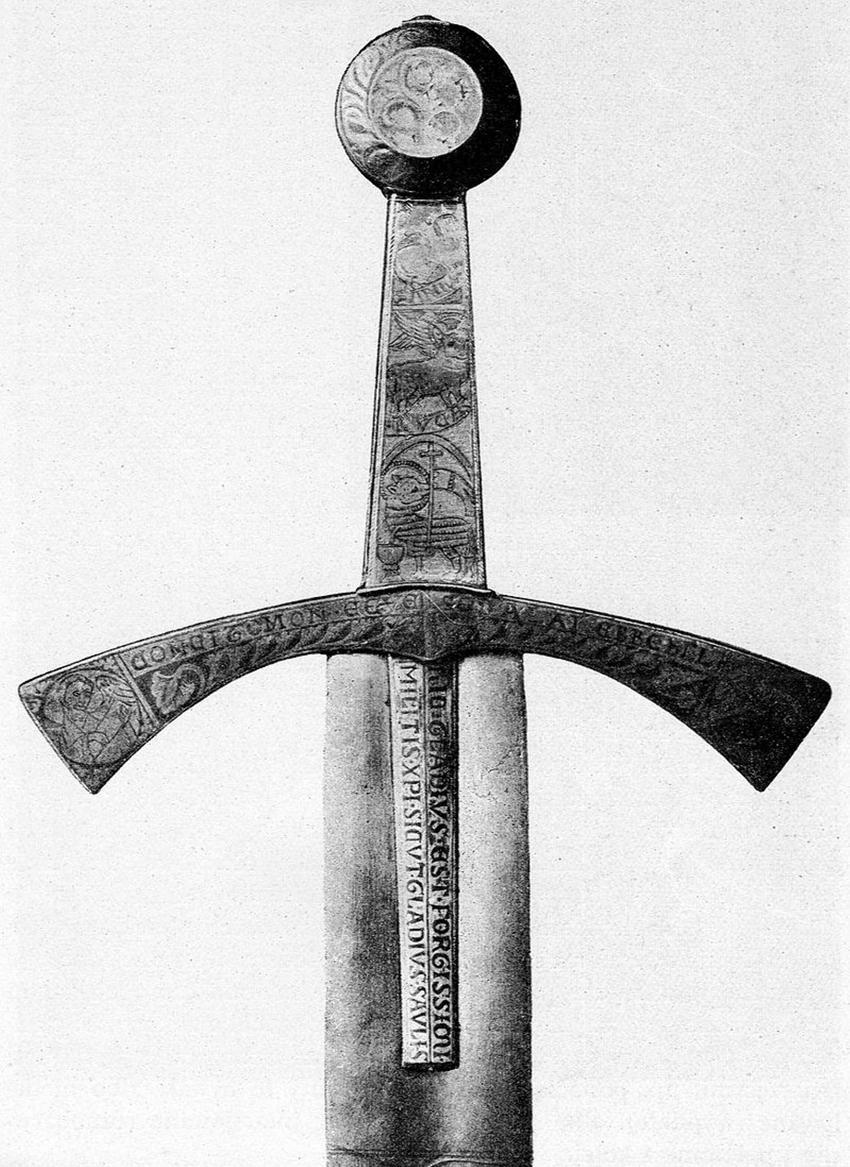 Szczerbiec, czyli miesz Królów Polski, a także legenda miecza, królowie, którzy nim władali, znaczenie i pochodzenie