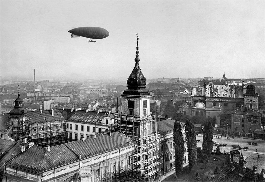 Bliskie spotkania z UFO, czyli doniesienia o UFO w Polsce na przestrzeni czasu krok po kroku