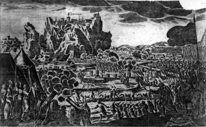 Oblężenie Kamieńca Podolskiego, czyli atak na twierdzę, którą opisał Henryk Sienkiewicz, a także data, przebieg wydarzenia, legendy i historie
