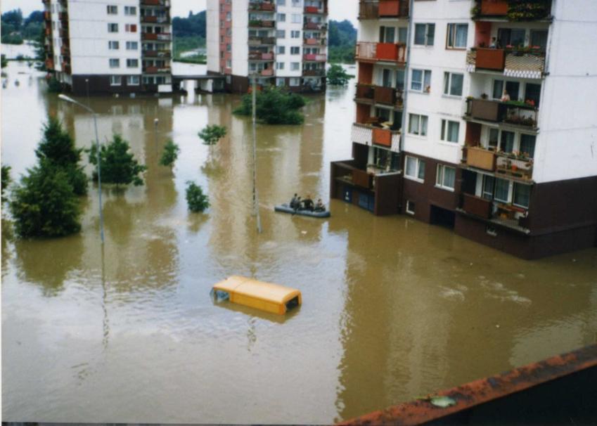 Kataklizm z 1997 roku, czyli powódź w Polsce, zwłaszcza na Dolnym Śląsku, informacje, wydarzenia, zniszczenia