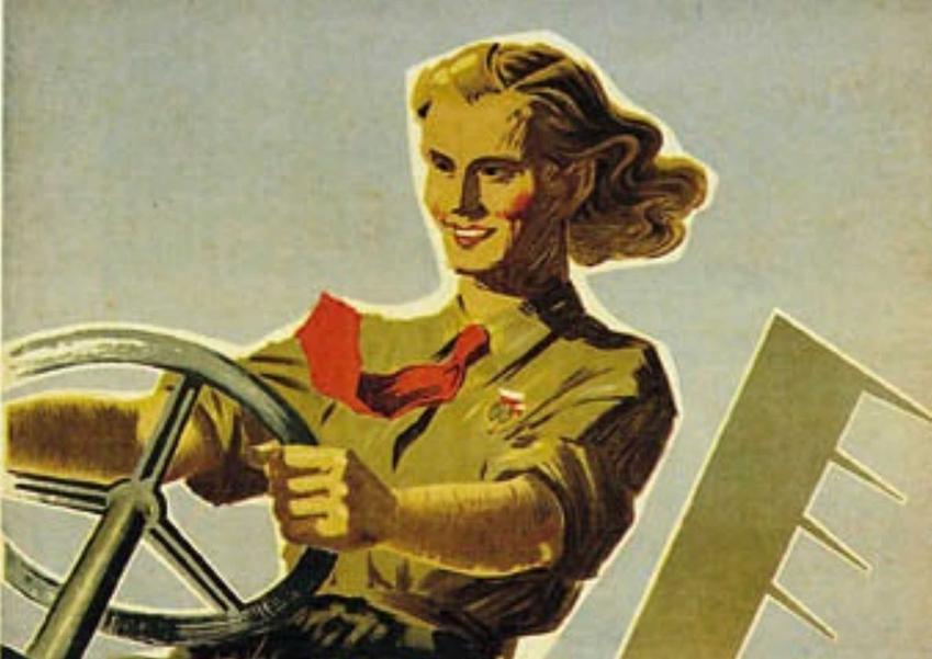 Plakaty propagandowe z PRL, czyli najsłynniejsze plakaty, które pojawiały się na ulicach w czasie PRL