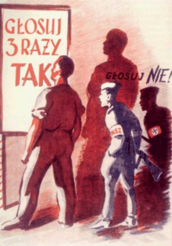 Plakaty siejące propagandę w PRL, czyli najsłynniejsze plakaty z PRLu krok po kroku