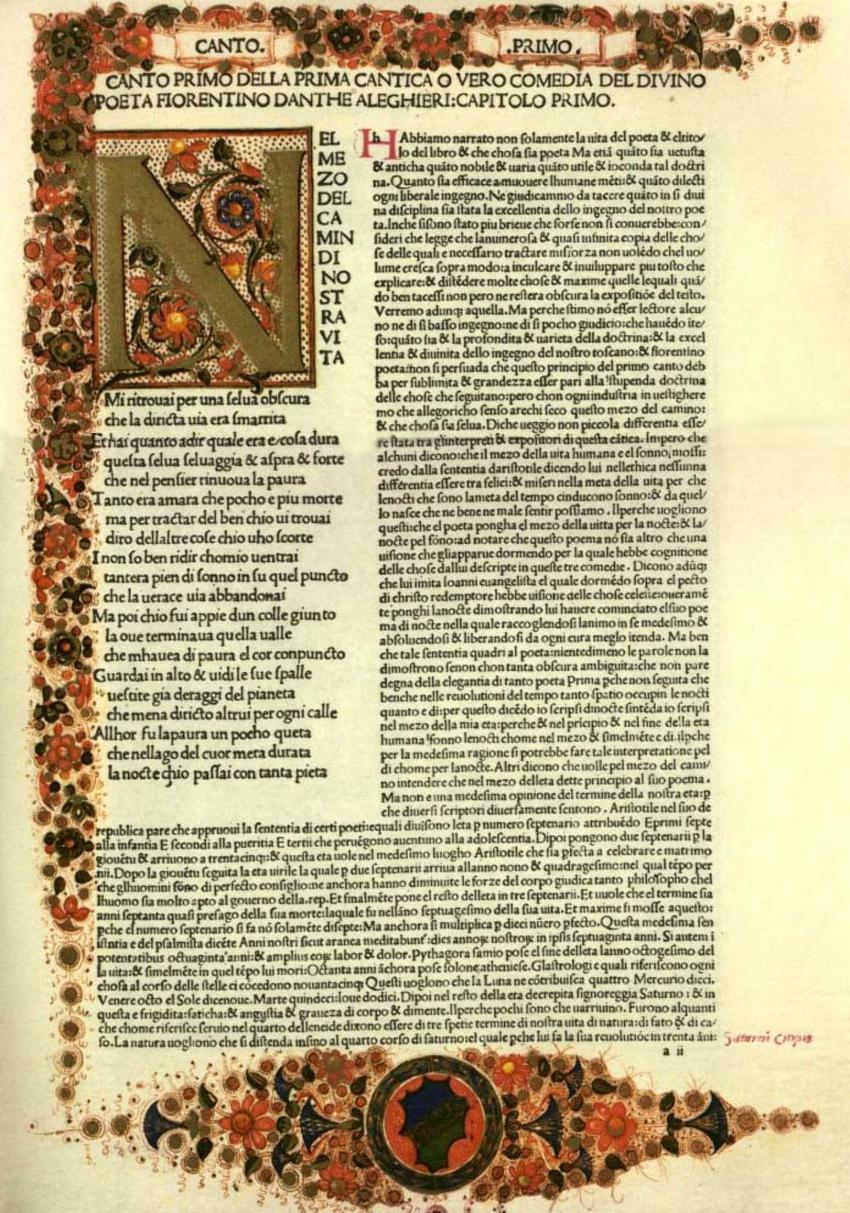 Dante Alighieri i jego życiorys krok po kroku, osiągnięcia, książki, wykształcenie, daty oraz dzieła