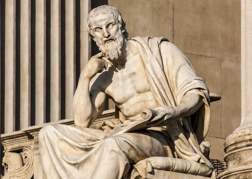 Herodot z Halikarnasu i jego życiorys, czyli młodość, historia, emigracja oraz pochodzenie i najważniejsze informacje