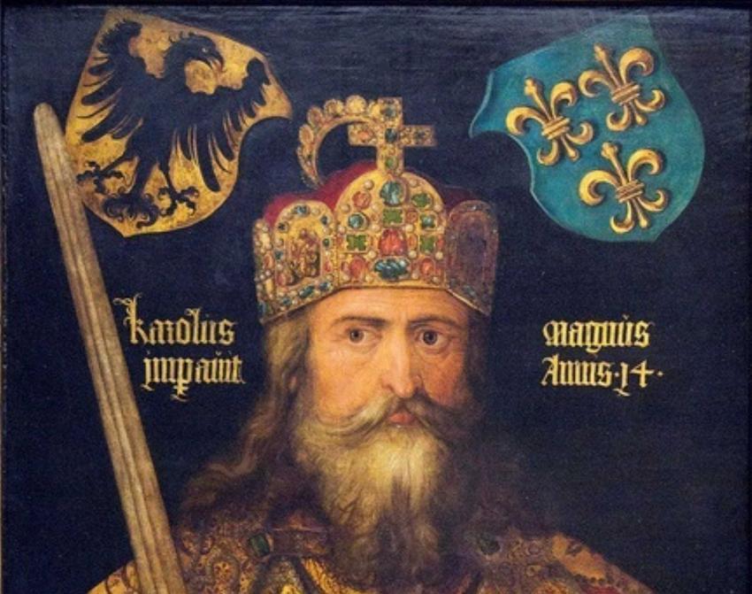 Karol Wielki i okres jego panowania, czyli przydomek, wojny, prowadzona christianizacja, najważniejsze daty