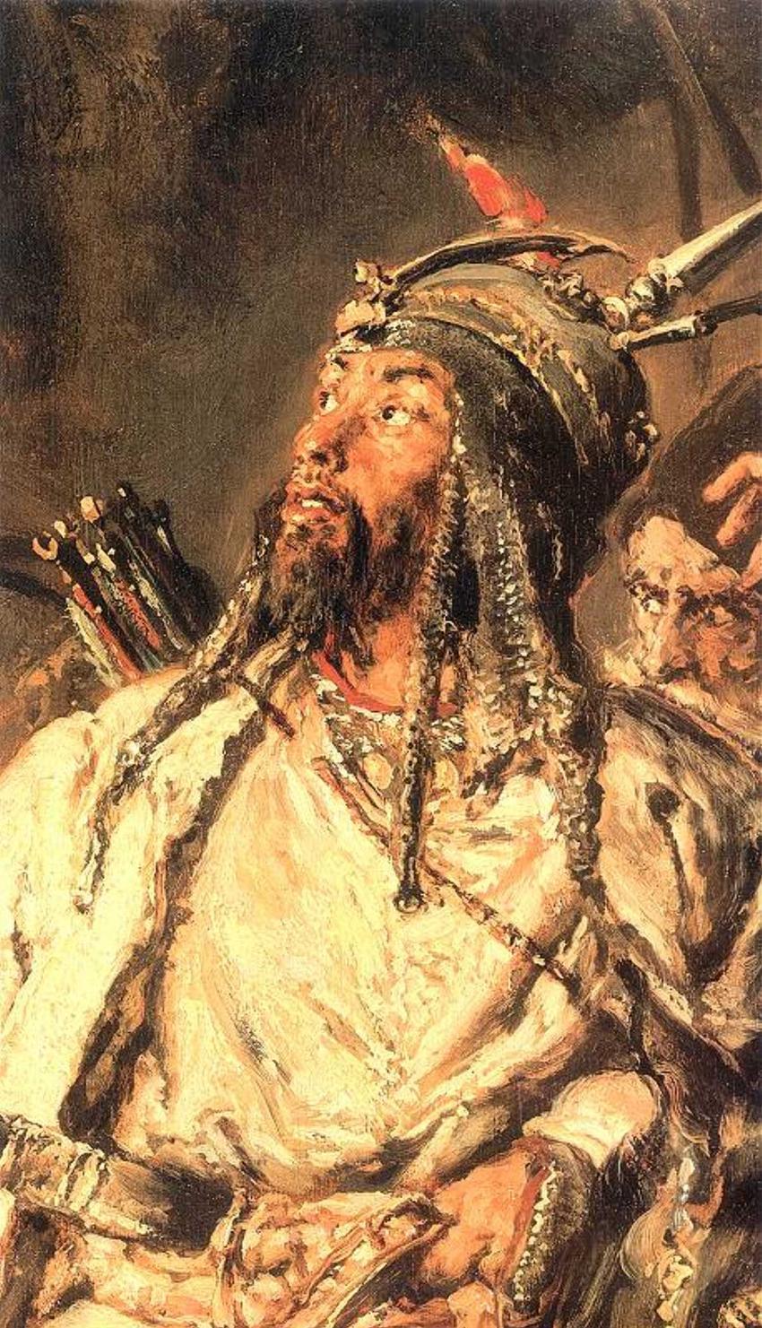 Bitwa pod Ochmatowem, czyli wojna z Tatarami, a także przebieg bitwy, strony i siły oraz dokładna data