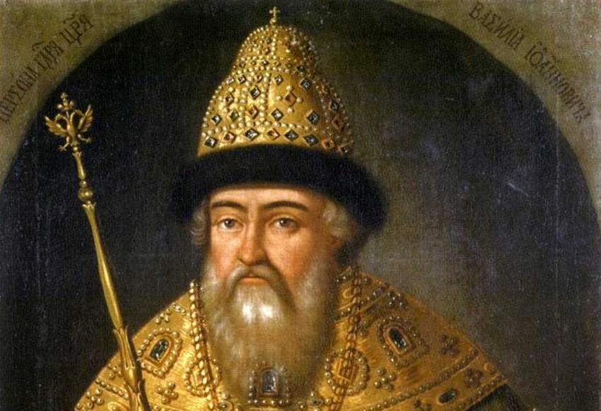 Wasyl Szujski, car Rosji, a także jego życiorys, kariera polityczna, znaczenie w historii