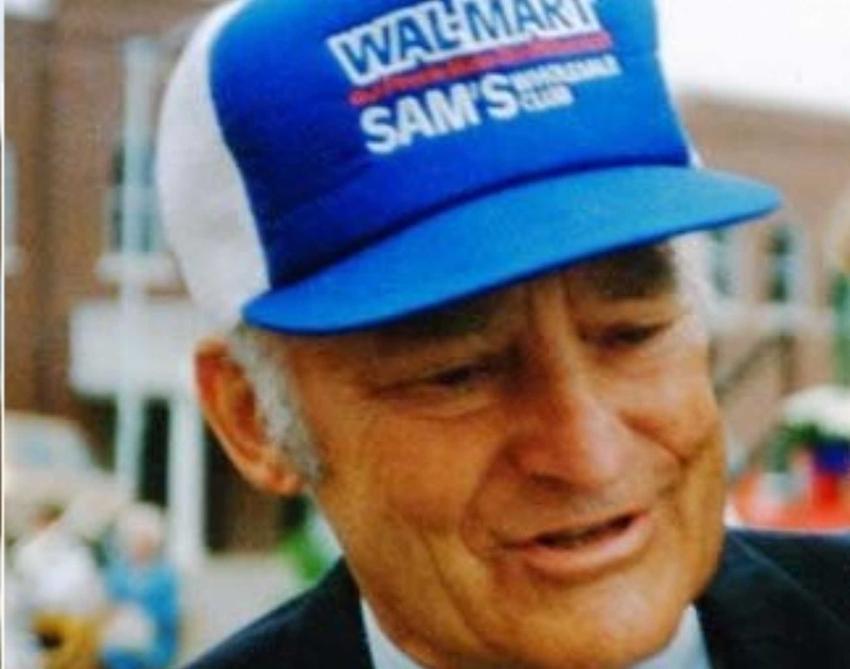 Sam Walton, czyli stwórca sieci Walmart, a także informacje o jego życiu prywatnym, korporacji, sieci sklepów