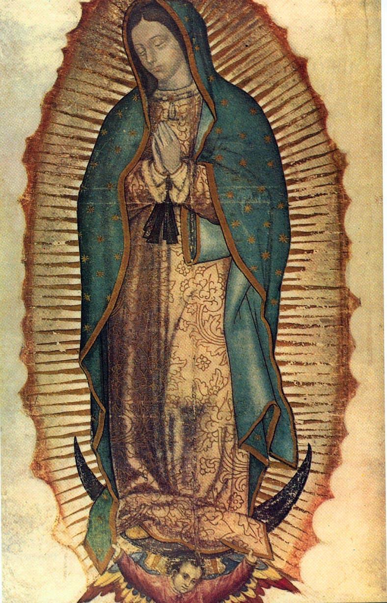Kogo dokładnie przedstawia obraz Madonny z Guadalupe, czyli geneza, ciekawostki i informacje