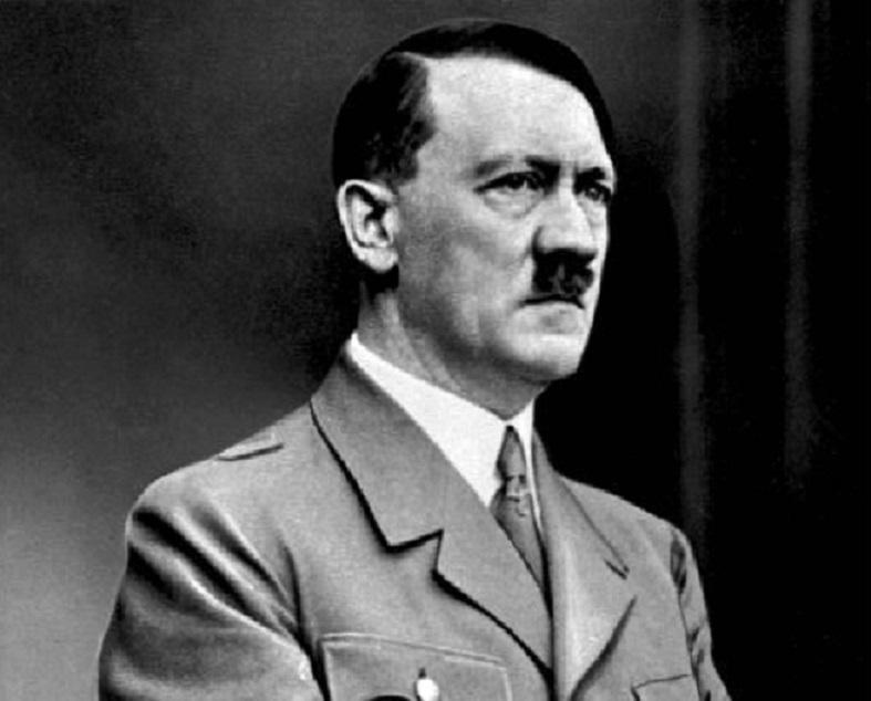 Najważniejsze osoby w historii politycznej świata - Adolf Hitler, przywódca III rzeszy w latach 1933-1945