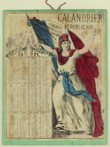 Kalendarz rewolucyjny powstał w czasie rewolucji francuskiej - nowe nazwy dni i miesięcy, a także przyczyny i data powstania