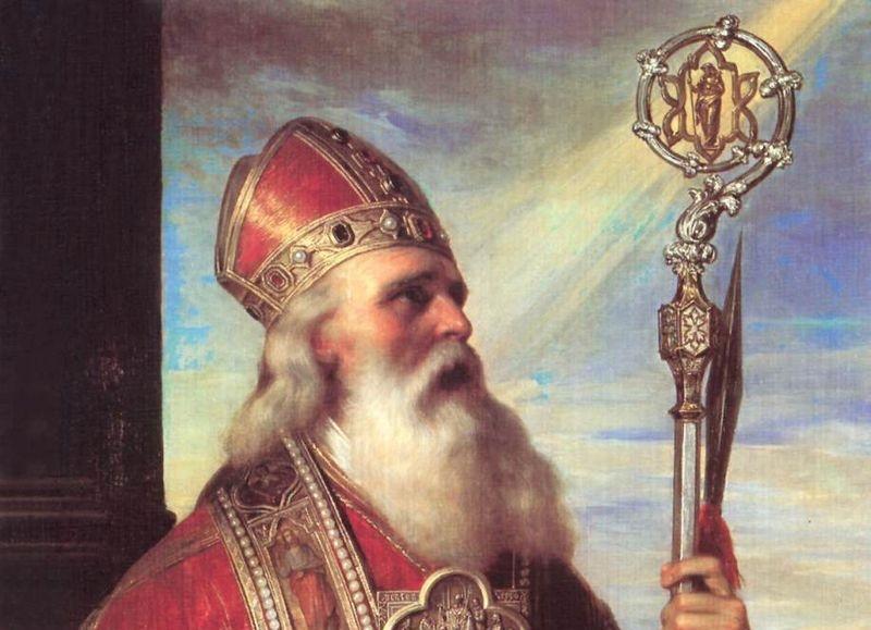 Święty Wojciech na obrazie Mihaly Kovacasa, a także pochodzenie oraz życiorys i znaczenie dla historii chrześcijaństwa