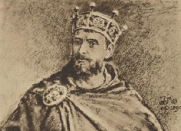 Mieszko II Lambert na rycinie Jana Matejki, a także panowanie króla, prowadzona polityka oraz koronacja