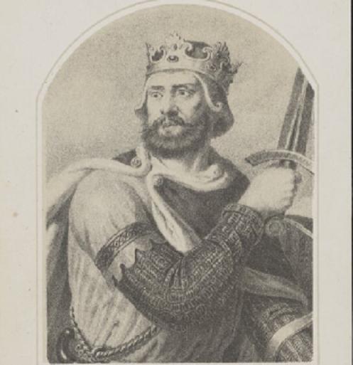 Bolesław Krzywousty na obrazie Aleksandra Lessera, a także konflikt Krzywoustego z bratem Zbigniewem, jego przebieg i skutku