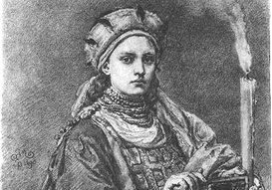 To od jej małżeństwa z Mieszkiem I datujemy początek chrystianizacji Polski