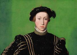 Maksymilian II Habsburg - wybrany na króla Polski, ale nie koronowany