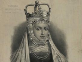 Barbara Radziwiłłówna - pochodzenie, życiorys, droga do tronu, śmierć