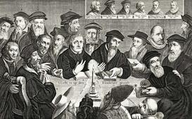 Reformacja w Polsce - daty, działacze, założenia, kalendarium reformacji