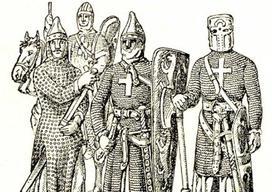 Henryk Sandomierski i jego wyprawa wraz z rycerstwem do Ziemi Świętej