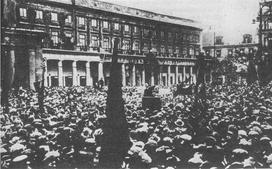 Święto 1 maja - historia, znaczenie, obchody pochody pierwszomajowe w PRL