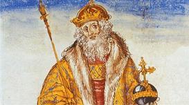 Otton I – koronacja, polityka zagraniczna, podboje, chrystianizacja pogan