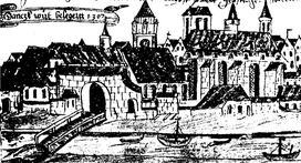 Rzeź Gdańska – data, przyczyny, napastnicy, liczba ofiar, spalenie miasta