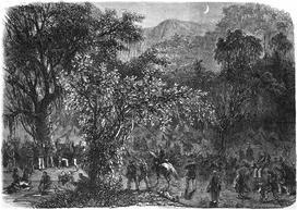 Wojna paragwajska – przyczyny wybuchu, strony, przebieg, straty, skutki