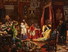 """Kim były """"sokoły"""" Zygmunta Augusta i jaki miały wpływ na rządy króla?"""