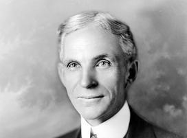 Henry Ford – życiorys, dokonania, ciekawostki, cytaty, poglądy