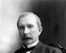 John D. Rockefeller – życiorys, wykształcenie, początki kariery, potentat naftowy