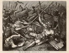 Powstanie Spartakusa - przyczyny, przebieg, skutki, bitwy, znaczenie