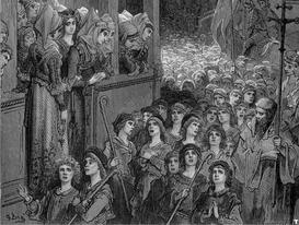 Krucjata dziecięca, czyli w jaki sposób dwunastoletni pastuszek zorganizował krucjatę