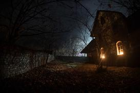 Nawiedzony dom pod Działdowem. Czy w tym domu naprawdę straszy?