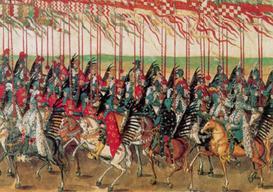 Husaria - daty, uzbrojenie, konie, chorągwie, taktyki, najważniejsze bitwy