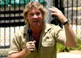 Steve Irwin (Łowca Krokodyli) – niezwykłe życie znakomitego przyrodnika z Australii