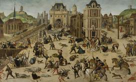 Wojny religijne we Francji - daty, przyczyny, przebieg, konsekwencje