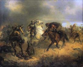 Bitwa pod Ochmatowem – data, strony konfliktu, siły przebieg, straty