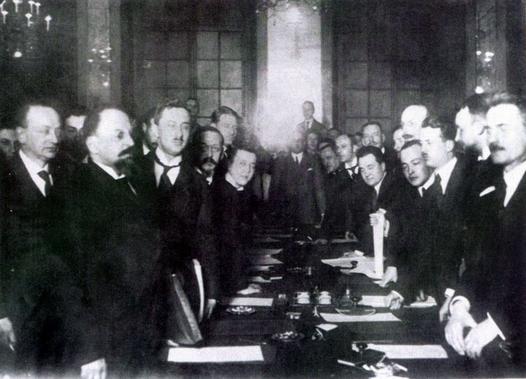 traktaty międzynarodowe